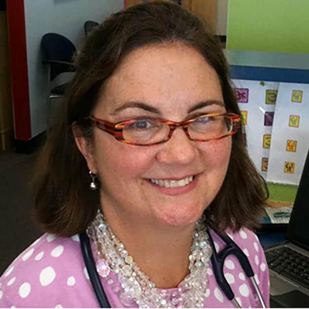 Dra. Louise Berner, MD, MPH